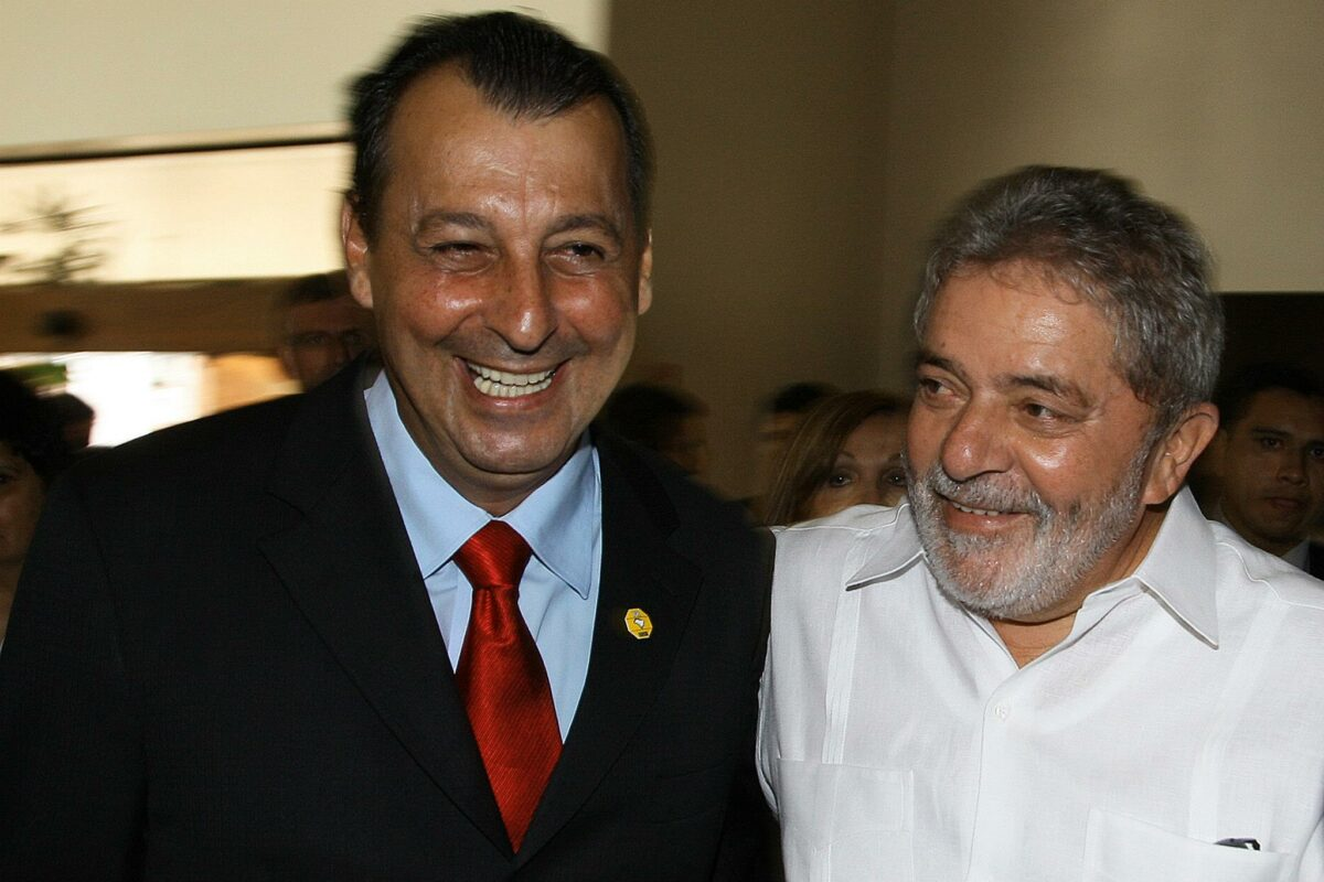 Aziz será o senador de Lula em 2022 no Amazonas