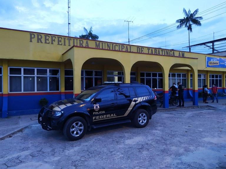 TRF-1 devolve prefeito de Tabatinga ao cargo após nove meses