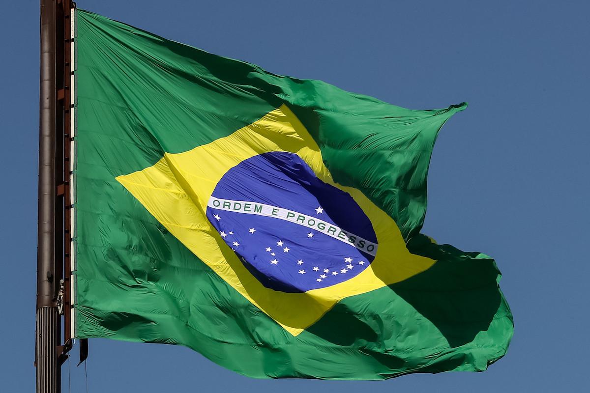 A bandeira é nossa!