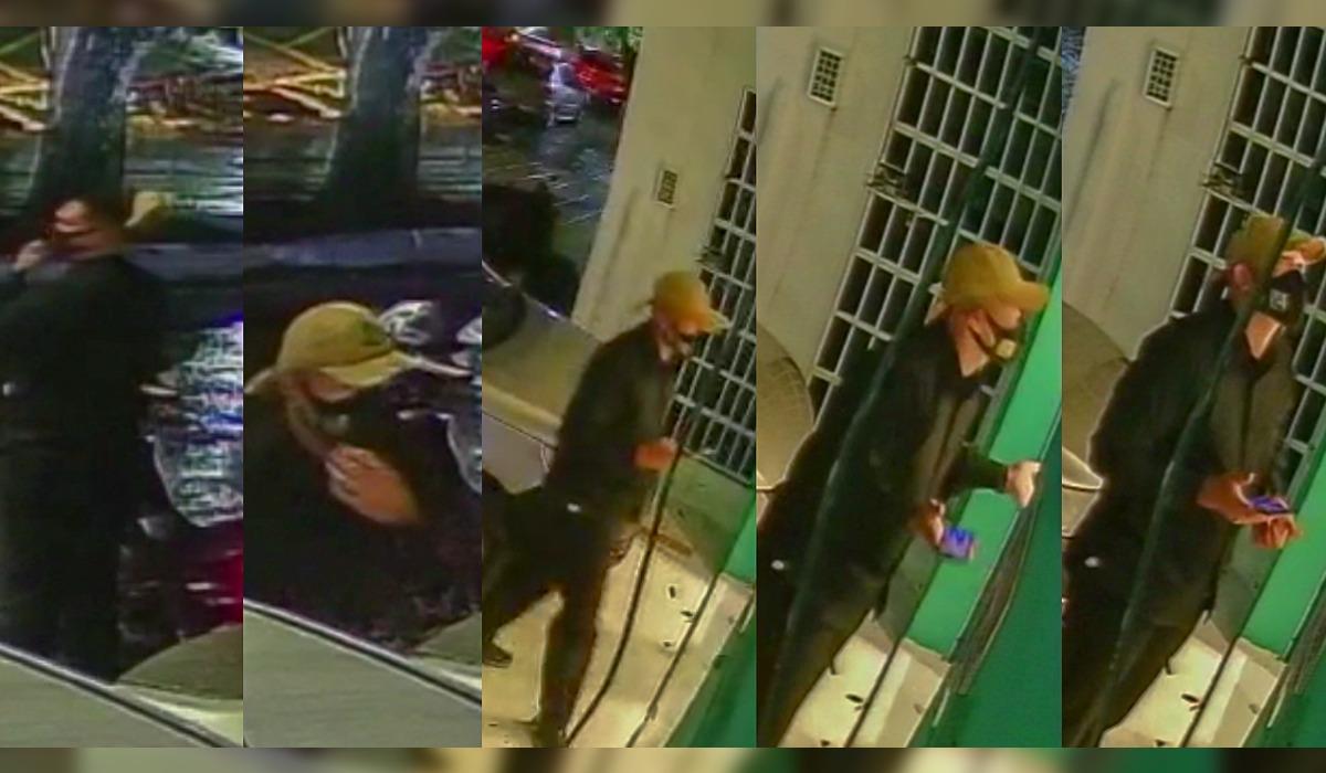 Câmeras do crime do empresário do Santa Júlia revelam pistoleiro