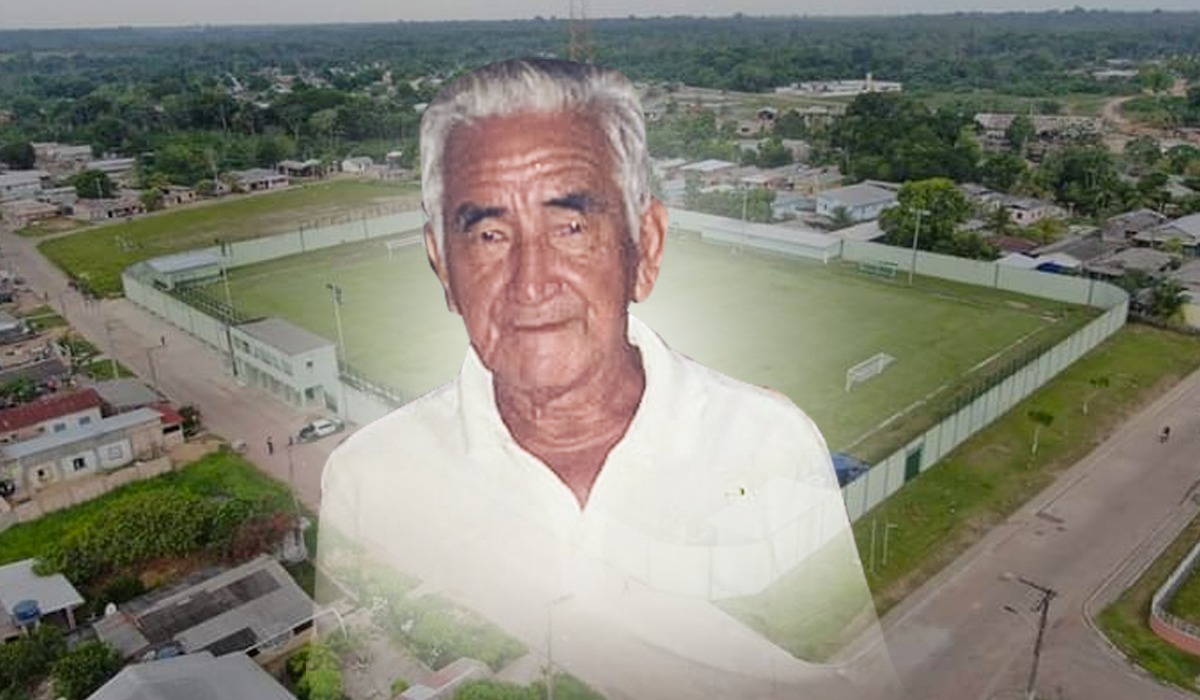 Nova Olinda do Norte rende homenagem no futebol a Ivanoel Nogueira