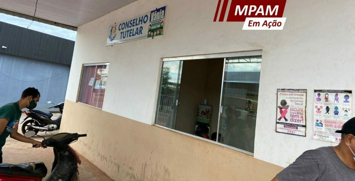 MP-AM investiga aluguel de imóvel pela Prefeitura de Manacapuru