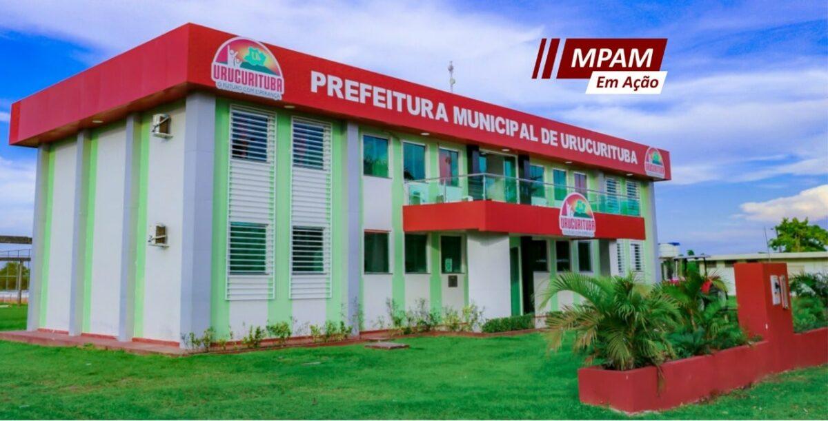 MP-AM busca na Justiça anular aumento de salários em Urucurituba