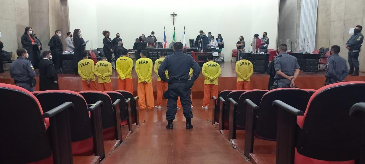Justiça condena sete pessoas pela execução de policial militar