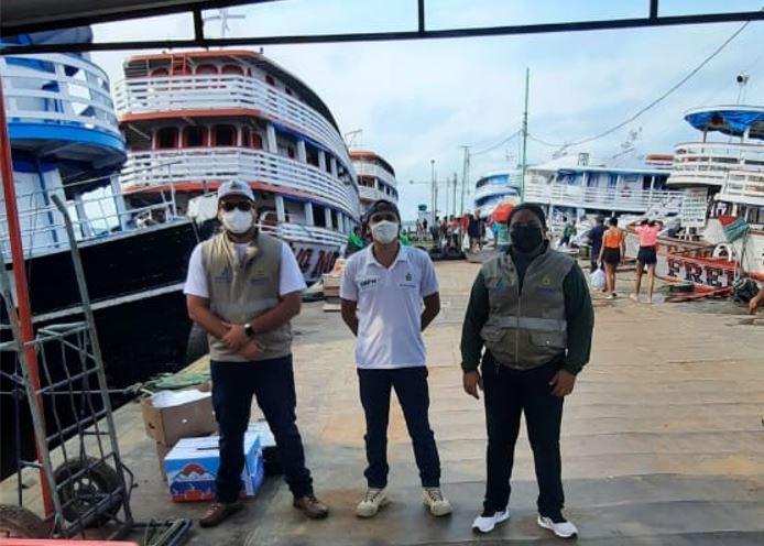 Mais de 11 mil deixam Manaus com destino a outros municípios do AM